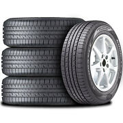 4 Tires Goodyear Assurance Comfortred Touring 235/55r18 100v All Season A/s