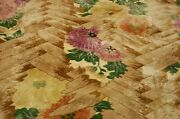 C1950s Antique Art Deco Walter Nichols Chinese Rug 8and03910 X 11and0399 Amazing Colors