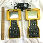 Tds Lot Of 2 Survey Data Collector N687 Tested Working Free Shipping