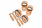 For 02-06 Nissan Altima And 04-08 Maxima Megan Racing Lowering Coils Spring Set