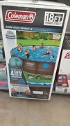 Coleman 2 Series Swimming Pool 1848 I Will Deliver For Free In Usa4342000022