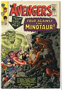 Avengers  17  Fvf  June 1965  J. Kirby Cover  D. Heck Art  See Photos