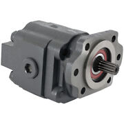 Buyers Products H5036221 - Hydraulic Gear Pump With 7/8-13 Spline Shaft And 2-1/