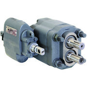 Buyers Products C1010 - Remote Mount Hydraulic Pump With Manual Valve And 2-1/2