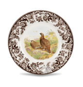 Spode Woodland Red Grouse Salad Plate 6830