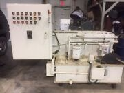 Parts Washer - 3 Stage Screw Type