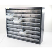 Power Products Fitting Cabinet 64 Plastic Drawers Bfc64