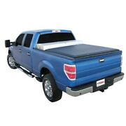 Tonneau Cover-accessr Toolbox Edition Roll-up Cover Fits 15-20 Ford F-150