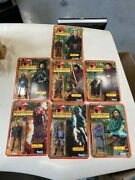 1991 Rare Complete Set 7 Robin Hood Of Thieves Figures Brand New