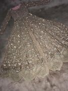 Khushbooh By Chand Asian Indian Wedding Dress Size 8 And Size 10