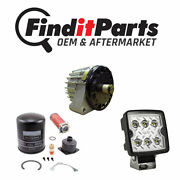Fabco Transmissions Cover - Rear Output 496-20-6