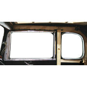 United Pacific 1932 Ford 5 Window Coupe Door Garnish Molding - Right B20040cr