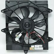 Universal Air Cond Fa70474c Cooling Fan Assy - Radiator Fan For 04-05 Pt Cruiser
