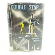 Double Star By Robert A. Heinlein 1956 Rare True 1st Edition Stated Hc Dj