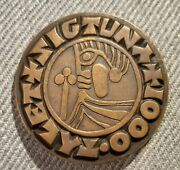 First Swedish Coins About Year 1000 In Sigtuna