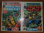 Power Man And Iron Fist 51,51 Vf/nm 1978 Marvel 2nd,3rd Team Up