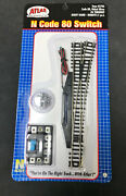 Atlas 2705 N-scale Code 80 Nickel Silver Right Hand Rh 6 Remote Turnout Switch