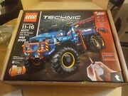 Lego 42070 Technic 6x6 All Terrain Tow Truck New Retired 1,862 Pieces Free Ship