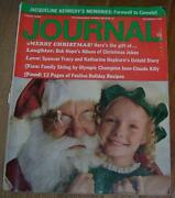 Ladies Home Journal December 1968 Jacqueline Kennedyand039s Memories Bob Hope Holiday
