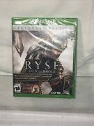 Ryse Son Of Rome Legendary Edition- New And Sealed Microsoft Xbox One Fast