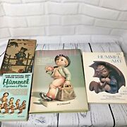 Lot Of 4 Vintage Hummel Books Collectors Guide To Plates And Figurines