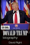 Donald Trump Biography Bio Book By Right, David Book The Fast Free Shipping