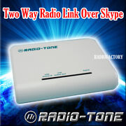 Radio-tone Radio Over Skype Controller Rt-roip1 Easy Install And Good Performance