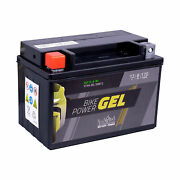 Intact Ytx9bs Sealed Gel Battery Suitable For Honda Xr650l 2011