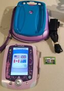 Leapfrog Leappad2 Pink Disney Princess Tablet W/ Rechargeable Batteries