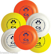Hyperflite Competition Standard Dog Disc Canine Frisbee Dog Flyer 8.75 Assorted
