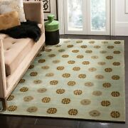 Safavieh Couture Hand-knotted Hassanah Silk/ Wool Rug