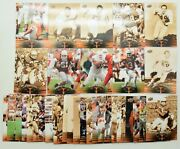 University Of Texas Football Players Upper Deck Cards 35 Different Players