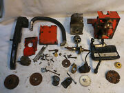 Vintage Stihl 015 Chainsaw Parts All Parts In The Photos Are Included