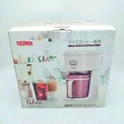 Thermos Iced Coffee Maker Machine Eci-660 Vwh 5-6cups Fashionable Japan Dhl New