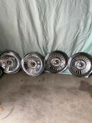 Vintage Ford Truck Hubcaps