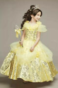Nwt Chasing Fireflies Girl 10 Ultimate Collection Disney Princess Belle Costume