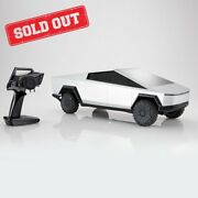 Hot Wheels 110 Rc Remote Control Tesla Cybertruck Sold Out Ships 2021