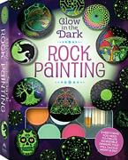 Glow In The Dark Rock Painting Box Set Rock Painting Kit By Cameron Katie The