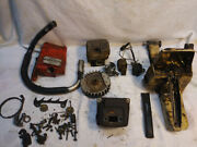 Vintage Stihl 'farm Boss', 038 Avs Chainsaw, Parts, All Parts In Photos Included