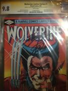 Wolverine Limited Series 1 Cgc 9.8 Ss Stan Lee Chris Claremont Collection Sale