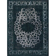 Modern Vintage Area Rug 8and0392 X 10and0399