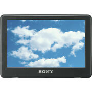 Sony Clm-v55 Clip On 5 Lcd Monitor Hdmi For Handycam And Alpha Cameras New Boxed