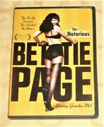Used Dvd / The Notorious Bettie Page - Starring Gretchen Mel 2006