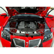 Polished Stainless Radiator Cover W/polished Cap Covers For 08-09 Pontiac G8 Gt