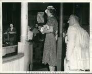 1939 Media Photo Marion Talley And George Ferris Mamaroneck Police Court Ny