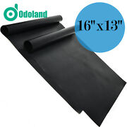 16x13 Set Of 2 Non-stick Reusable Bbq Grill Mats Heavy Duty Easy To Clean