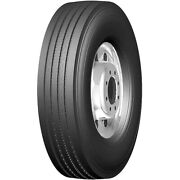 4 Tires Synergy Ap400 255/70r22.5 Load H 16 Ply All Position Commercial