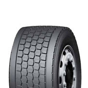 4 Tires Green Max Gdh102 445/50r22.5 Load L 20 Ply Drive Commercial