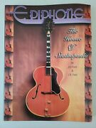 Epiphone The House Of Stathopoulo By L. B. Fred And Jim Fisch 1996 Paperback