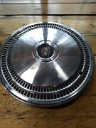 Vintage Buick Hubcap/wheel Cover Chrome Good Condition